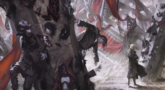 Declaration in stone shadows over innistrad mtg art