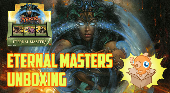 Eternal masters unboxing