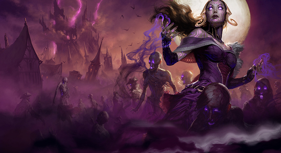 Eldritch moon liliana