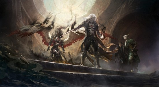 Anguished unmaking shadows over innistrad art 1024x576