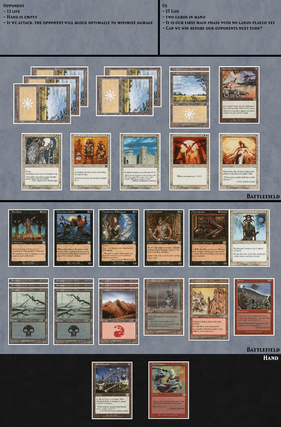 Sphinx's Revelation #7: Classic Mode