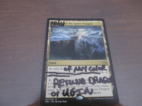 Crucible of the Spirit Dragon / Haven Alter