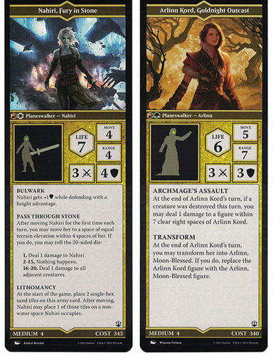 The gallery for --> Pretty Things To Draw Planeswalker Arena Custom