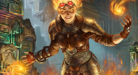 Image for Instant Deck Tech: All in Red (Standard)