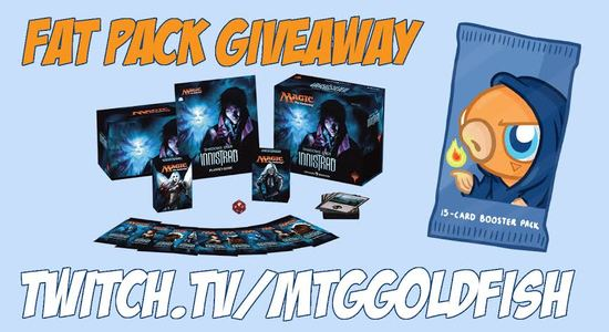 Image for Shadows over Innistrad Fat Pack Giveaway