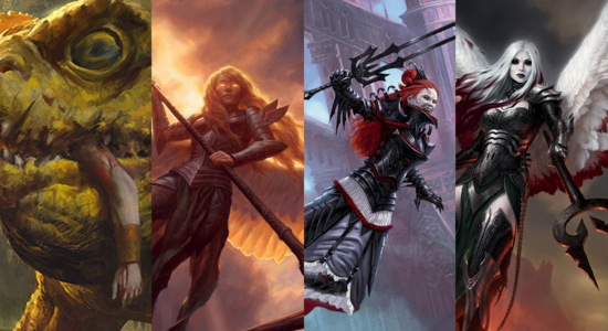 Image for Commander Clash 18: Shadows over Innistrad Commanders