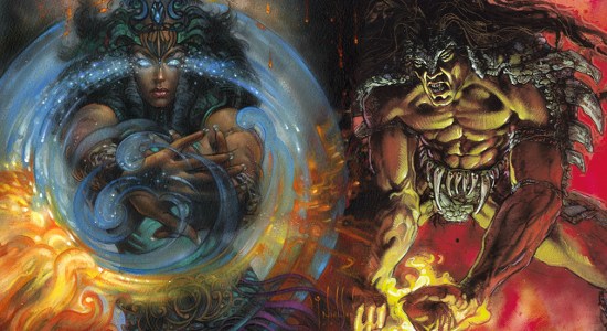 Image for Would You Rather? Eternal Masters Art Edition (Part 1)
