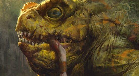 Image for Budget Commander: The Gitrog Monster ($50)