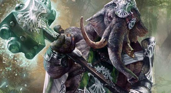 Image for Budget Commander: Tribal Elephants ($81)