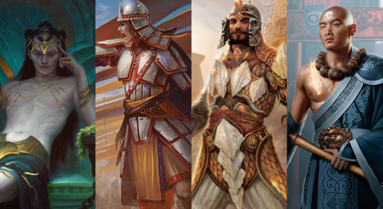 Image for Commander Clash 23: Fate Reforged Khans
