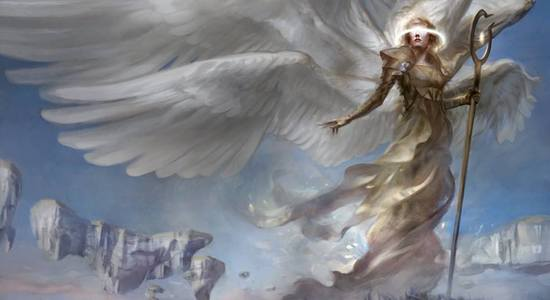 Image for Budget Magic: $98 (40 tix) Standard Mono-White Angels