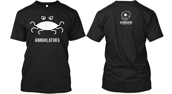 Image for Annihilator 6 Limited Edition Tee