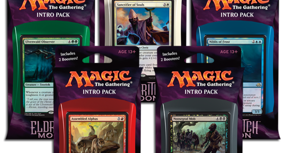 Image for Eldritch Moon Intro Pack Decklists