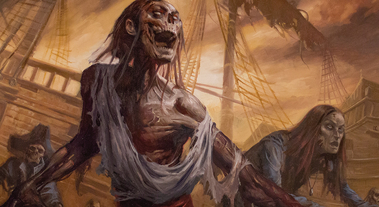 Image for October FNM Promo: Rise from the Tides