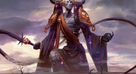 Erebos god of the dead art