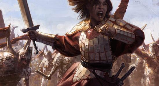 Image for Instant Deck Tech: Four-Color Warriors (Modern)