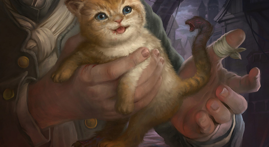 Image for Instant Deck Tech: Grixis Cat Pact