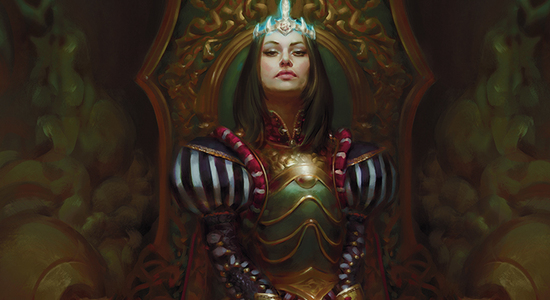 Image for Commander Spotlight: Queen Marchesa