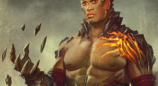 Image for Instant Deck Tech: Skred Red (Modern)