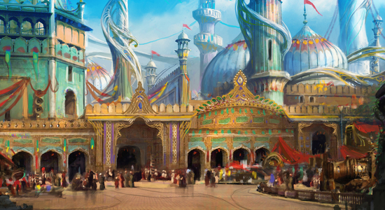Image for Kaladesh Spoilers: Limited Review for September 5