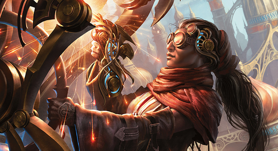 Image for Kaladesh Spoilers: Limited Review for September 6