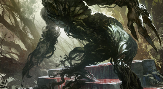 Image for Budget Magic: $86 (26 tix) Standard GW Bloodbriar