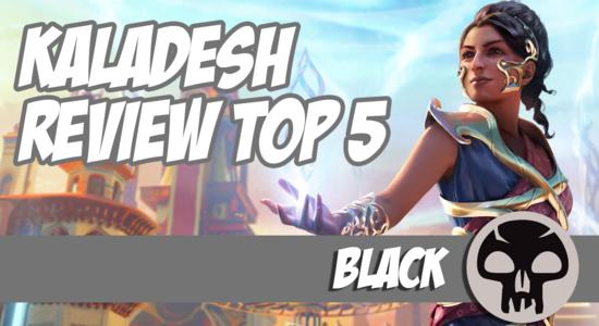 Image for Kaladesh: Top 5 Black Cards