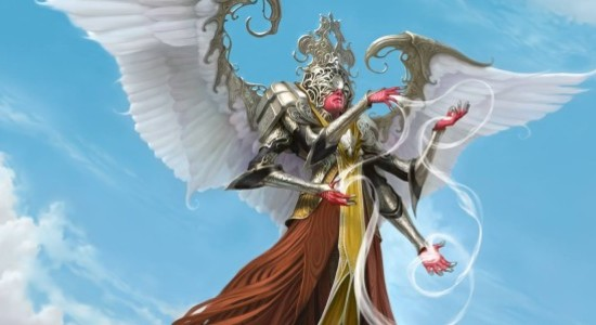 Wispweaver angel kaladesh mtg art 600x300
