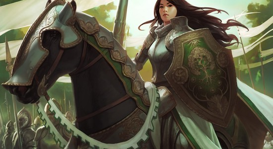 Image for Instant Deck Tech: White Knights (Modern)