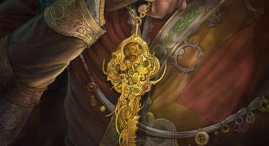 Key to the city kaladesh art