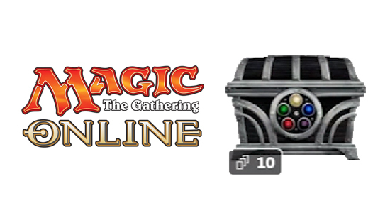 Magic online treasure chests