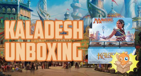 Kaladesh unboxing