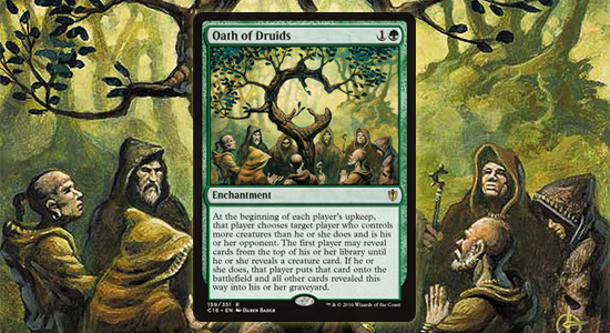 Image for How to Oath (Commander 2016 Spoiler)