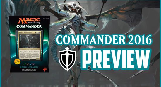 Image for Commander 2016 Preview: Breed Lethality (Atraxa, Praetors' Voice)