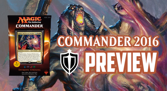 Image for Commander 2016 Preview: Entropic Uprising (Yidris, Maelstrom Wielder)