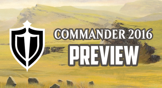 Image for Commander 2016 Preview: Commons and Uncommons