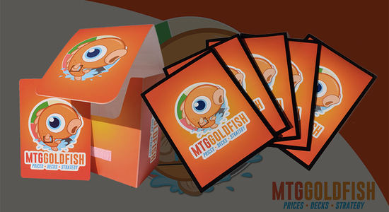 Image for MTGGoldfish Deck Boxes and Sleeves!