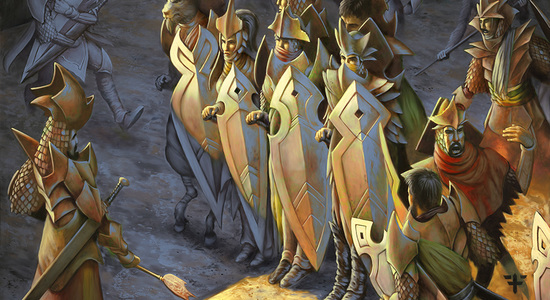 Franz vohwinkel dragons of tarkir mtg art