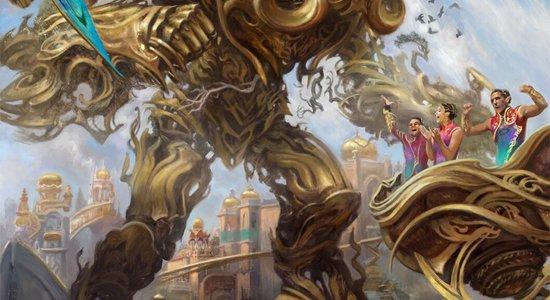 Image for Budget Magic: $87 (34 tix) Standard Gearhulk Stompy