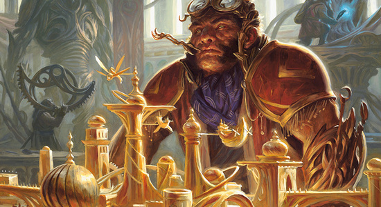 Image for Aether Revolt Spoilers: Limited Review for January 2