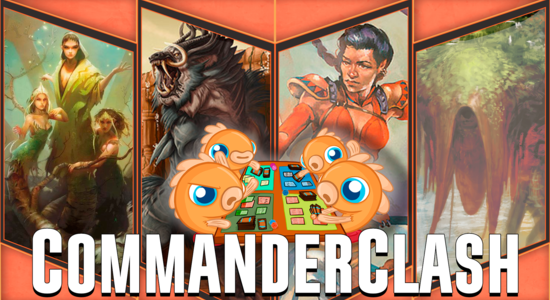Commander clash anything goes