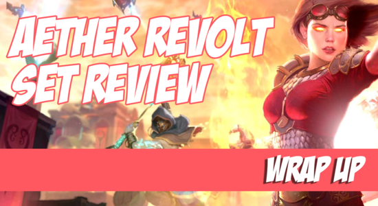 Aether revolt review wrapup