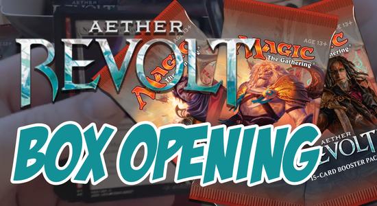 Aer box opening