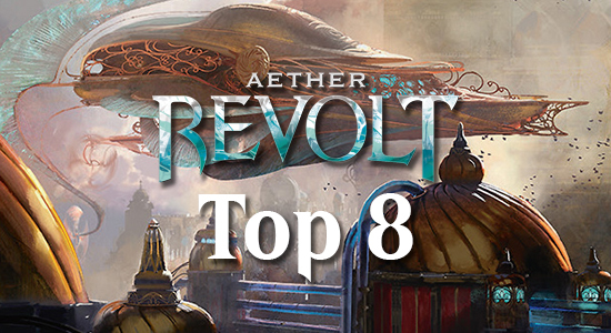 Image for Pro Tour Aether Revolt Top 8 Decklists
