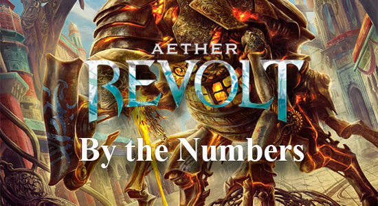 Pro tour aether revolt by the numbers