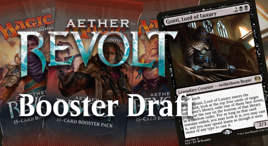 Image for Aether Revolt Magic Online Release Draft — Stream Highlights