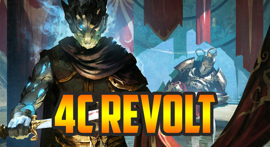 Image for This Deck is... Revolting? (Four-Color Revolt, Standard) – Stream Highlights