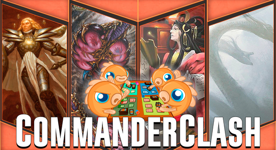 Image for Commander Clash S2 Episode 27: Viewer Submitted Decks