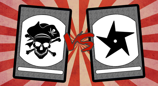 Thisorthat pirates vs ninjas