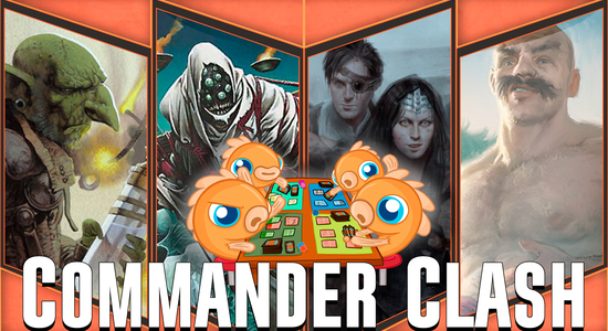 Image for Commander Clash S2 Episode 28: Revenge